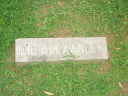 Douglas B. Alexander, Sr