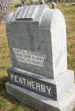 Mary C Featherby
