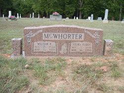 Velma Estelle <i>Hardy</i> McWhorter