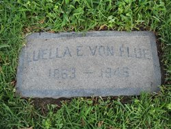 Luella Eliza Lulu <i>Guttridge</i> Von Flue