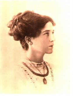 Iza Violet <i>O'Sullivan</i> Delahunty