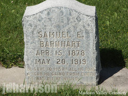 Samuel Eli Barnhart