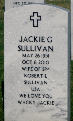 Jackie Glenn Sullivan