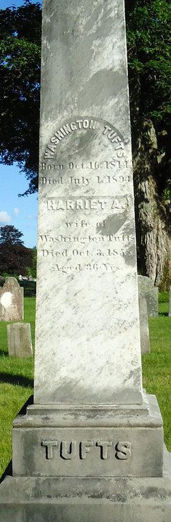 Martha <i>Ruggles</i> Tufts
