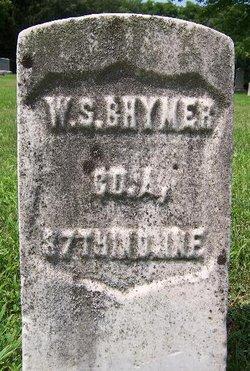 William Scott Bhymer