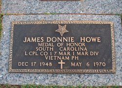 James Donnie Howe