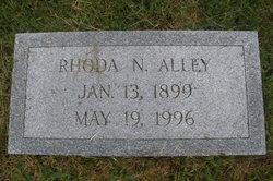 Rhoda Nason <i>Beal</i> Alley