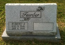 Robert James Bob Faerber