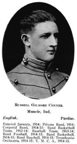 Russell Gilmore Conner