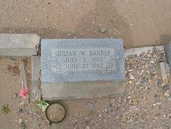 Julian Walter Banner