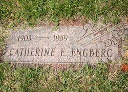 Catherine E. <i>Lay</i> Engberg