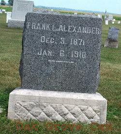 Frank Linton Alexander