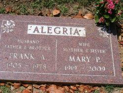 Mary P Alegria