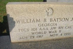 William R Batson, Jr