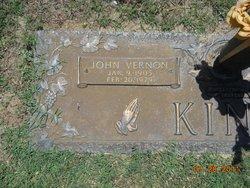 John Vernon King