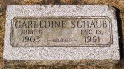 Geraldine Fanny <i>Dremolski</i> Barney Schaub