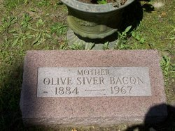 Olive <i>Siver</i> Bacon