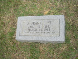 Andrew Frank Pike