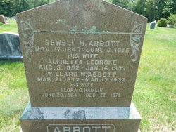 Alfretta <i>LeBroke</i> Abbott