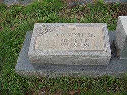 Dennis Oliver Burnett, Sr