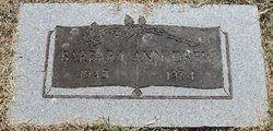 Barbara Ann Drew
