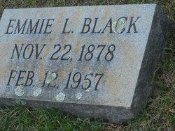 Emma L. Emmie Black