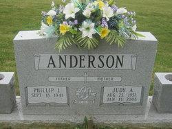 Judith Ann Judy <i>Bowman</i> Anderson