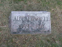 Albert Barrett