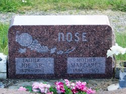 Joe Nose, Sr