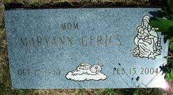 Maryann <i>McAuliffe</i> Gerics