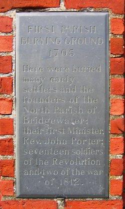 First Parish Burying Ground