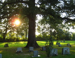 McGehees Chapel Cemetery