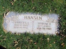 Hyrum Hansen