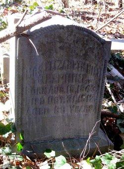 Elizabeth <i>Hill</i> Gelphine