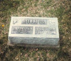 Victoria <i>Breeding</i> Billups