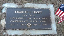 Charley L Luckey