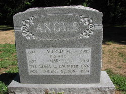 Alfred M. Angus