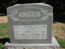 Mary L. <i>Dwelley</i> Angus