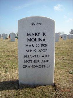 Mary <i>Ruiz</i> Molina