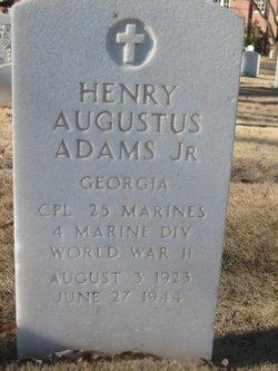 Henry Augustus Adams, Jr