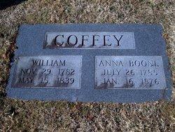 Anna <i>Boone</i> Coffey