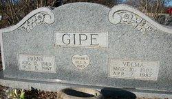 William Franklin Frank Gipe