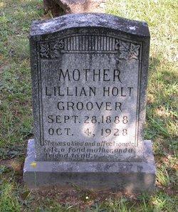 Lillian <i>Holt</i> Groover