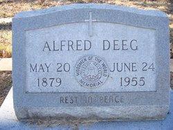 Alfred Fred Deeg