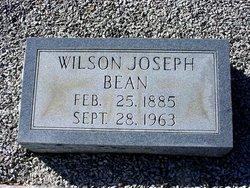 Wilson Joseph Bean