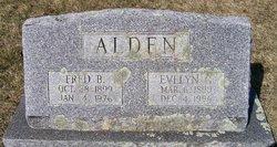 Fred B Alden
