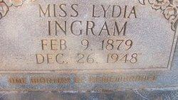 Lydia Ingram