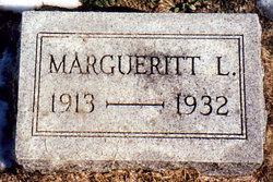 Margueritt L Miller