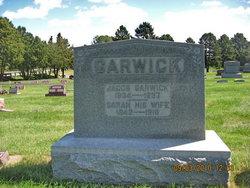 Sarah <i>Zook</i> Garwick