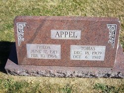 Frieda <i>Born</i> Appel